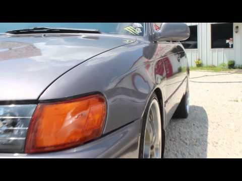 1997 Toyota Corolla tuner import Pedros AutoBody PAB