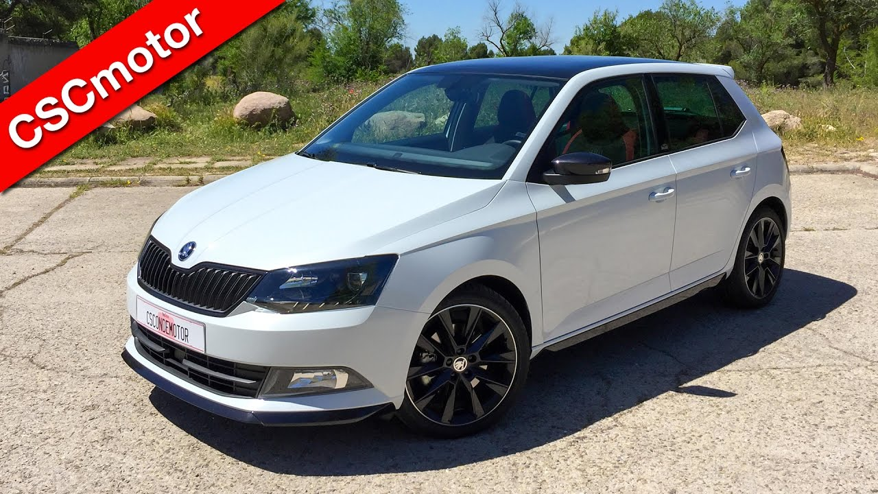 skoda fabia 2014 2018 revisi n en profundidad youtube. Black Bedroom Furniture Sets. Home Design Ideas