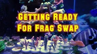 Making Frags To Get Ready For Local Frag Swap Part 1