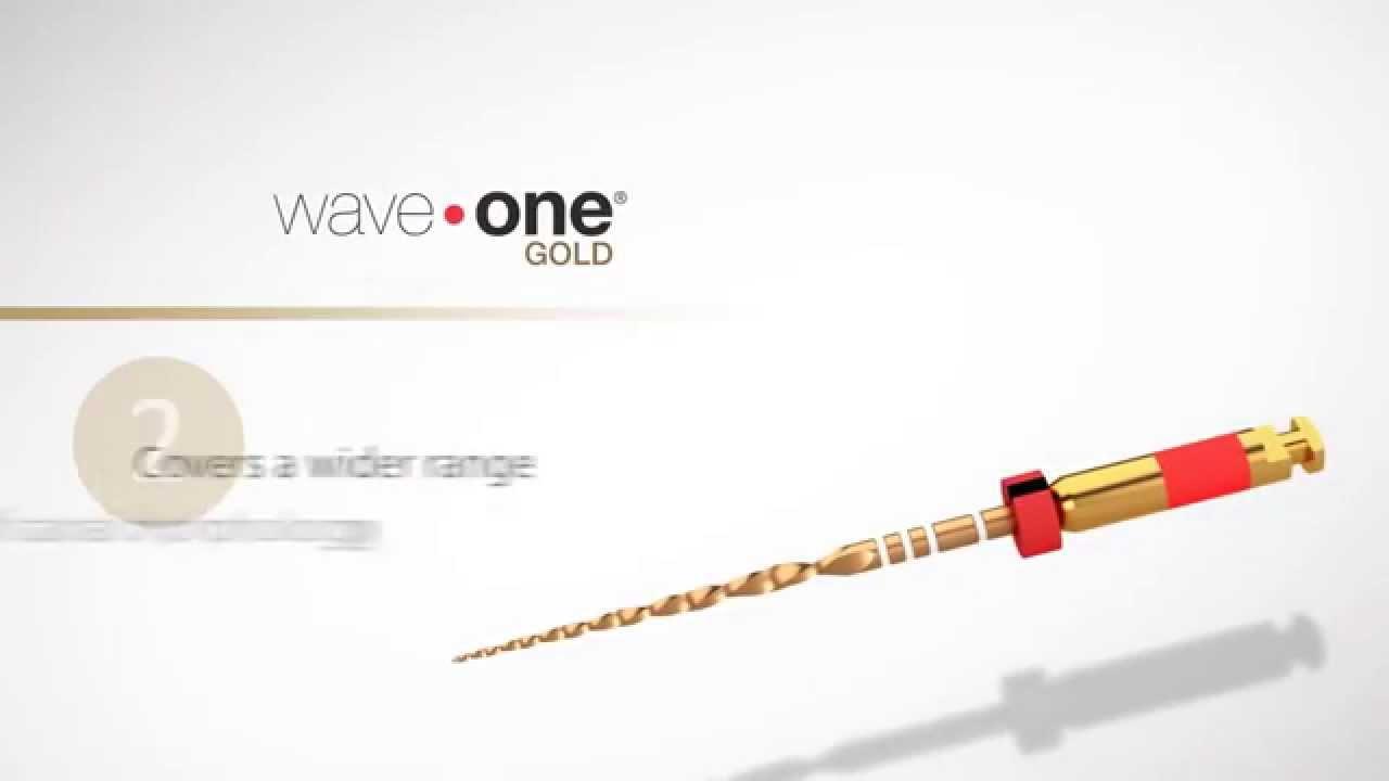 Waveone Gold Youtube