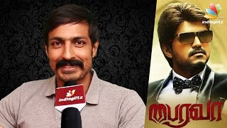 Vijay and Nayanthara fans will hate me for sure : Harish Uthaman Interview | Bhairava & Dora Villain