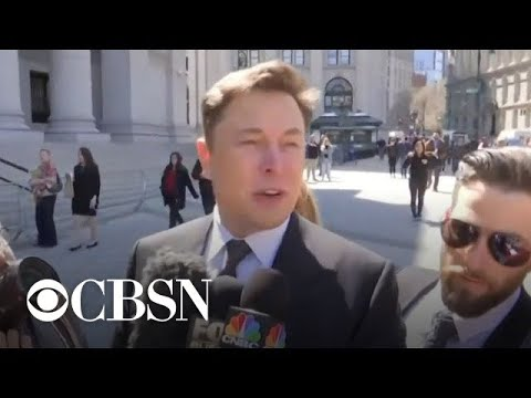 Judge Tells Elon Musk And Securities Exchange Commission To Settle Dispute