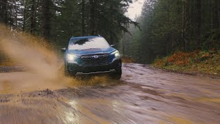 homepage tile video photo for The all-new 2022 Subaru Forester® Wilderness™