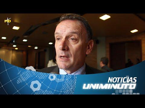 La Universitat Oberta de Catalunya visita a UNIMINUTO
