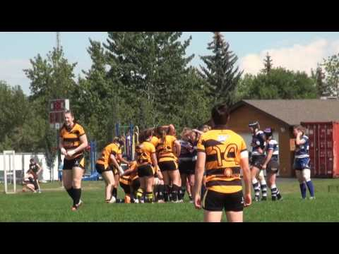 Hornets Premier Women vs Calgary Rams Prems 1st half
