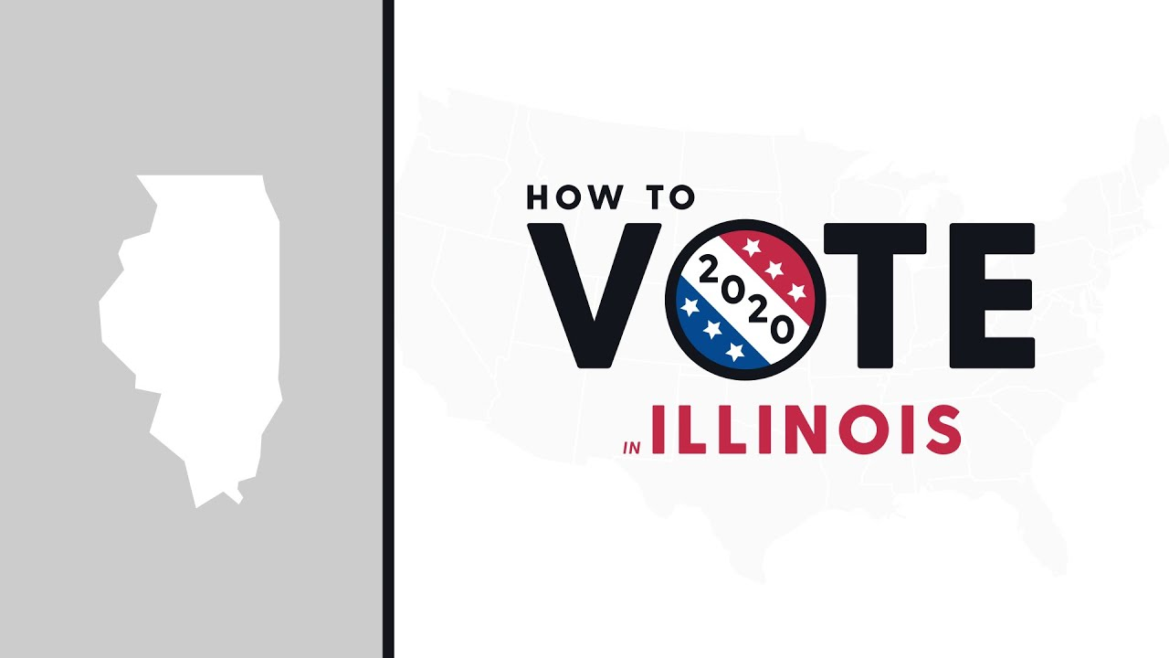 How to Register to Vote on Election Day in Illinois
