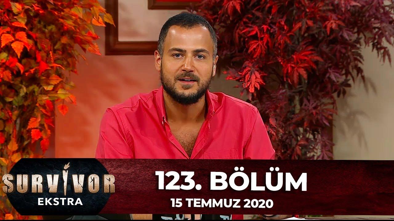 Survivor Ekstra 123.Bölüm | 15 Temmuz 2020