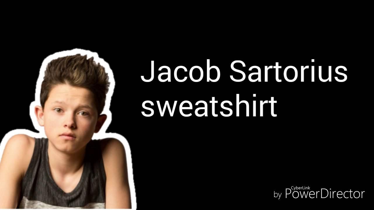Jacob Sartorius sweatshirt (lyrics) - YouTube