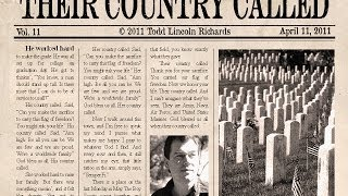 Their Country Called (With Lyrics) by Todd Lincoln Richards