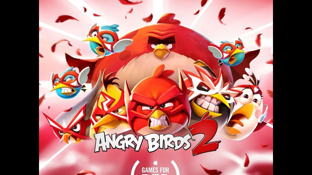 The squawkful 7 the superpowe red special angry birds 2 5 youtube - Telecharger angry bird gratuit ...
