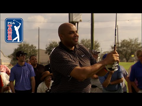 Charles Barkley's best moments on the PGA TOUR