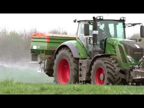 Etwas Neues genug Weizen düngen|| Fendt 828 Vario S4| Amazone| AS Dorendorf - YouTube #RR_91