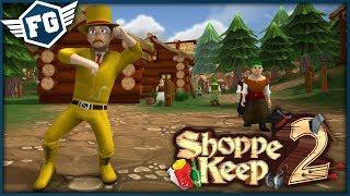 Shoppe Keep 2 - Náš Vlastní Středověký Obchod