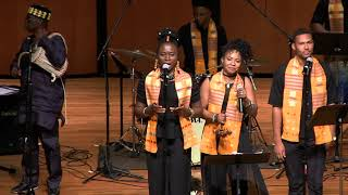 Morehouse Afro Pop Live