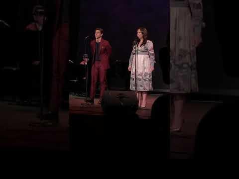 First Date / Last Night - Derek Klena and Lindsay Mendez - El Portal Theatre 8/11/19