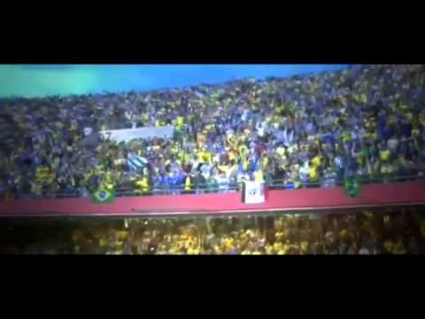 Brazil - Serbia 1:0 - ROAD TO BRAZIL