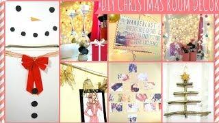 ❄ Easy Diy Christmas Décor Ideas! ❄ |  Dormspiration