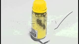 Toner Refil HP CE322A 128A CM1415FN CM1415FNW CP1525NW Amarelo 40g