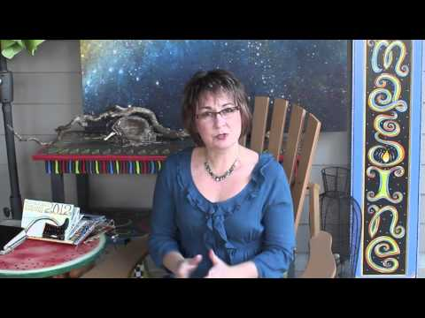Why Art Journal? Sharing The Benefits, A Personal Story - Valerie Sjodin