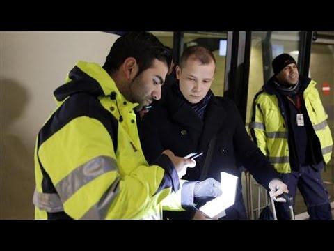 Sweden, Denmark Step Up Border Controls