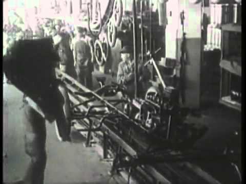Форд конвейер видео приводной барабан конвейер