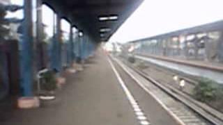 KRL Commuter Line jurusan TNG Msk pesing Suara PPKA kaya cewek (SAYA BIKIN BARU KARNEA YG 1