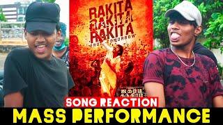 "Download lagu சும்மா Vera Level Mass""   Jagame Thandhiram   Dhanush   Rakita Rakita Rakita Song Public Reactions!"