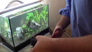 видео Аквариумы 35 литров