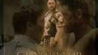 gladiator - music video