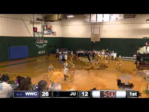 Women's Basketball vs Johnson University
