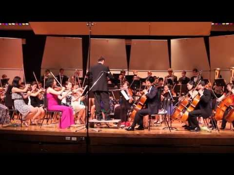 Williamsville East High School Symphonic Orchestra - Romeo and Juliet (Prokofiev)