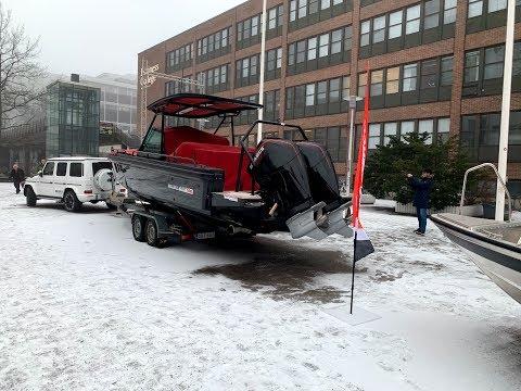 Выставка лодок и катеров Helsinki Vene Bat 2020. Часть 1