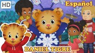 Daniel Tigre en Español - Canciones de Navidad