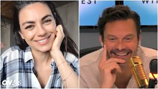 Mila Kunis Hilariously Shares Her Kids First Cheetos Experience, How She Became A Corn Farmer & More