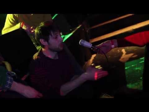 GONZAÏ XIV :: Live report w/ Tomorrow's World, Ricky Hollywood, Publicist & Yeti Lane