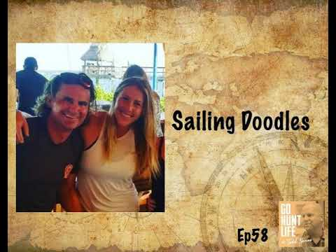 Ep58 Brain Hemorrhage Ends Pilot's Career So He Lives Out His Dream On A Sailboat - Sailing Doodles