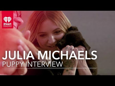 How Julia Michaels Started Songwriting | iHeartRadio Music Festival