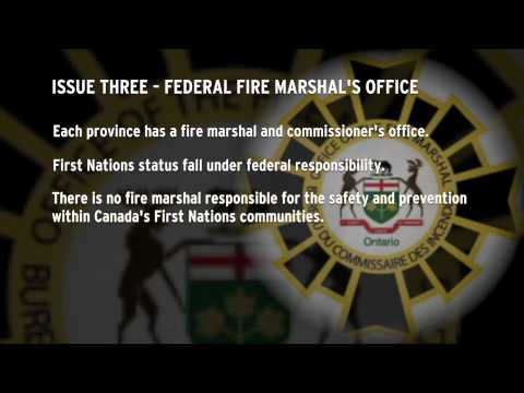 The State of The Canadian First Nation Protection & Six Nations Fire Service