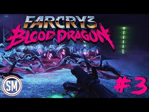 "Far Cry 3 Blood Dragon #3 - ""Kísérleti Labor"" (HUN) 1080p"