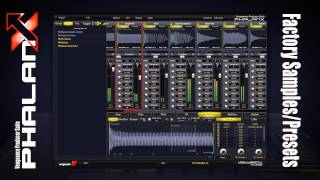 Vengeance Producer Suite - Phalanx Factory Content Demo