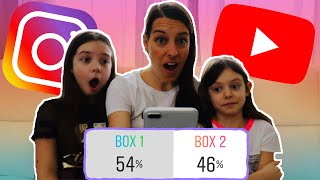 Our INSTAGRAM & YOUTUBE FANS CONTROL FUNNY BUNNY SUNDAY FOR A DAY! Episode #7