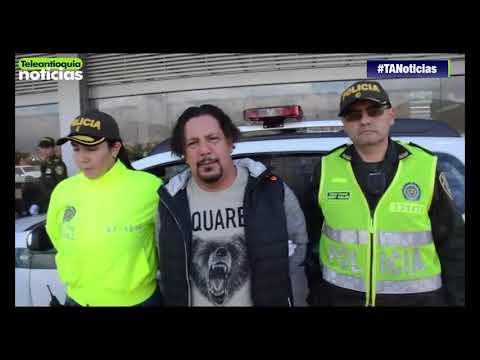 """Capturado Juan Carlos Mesa Vallejo, alias """"Tom"""""""
