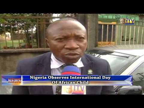 Nigeria Observes International Day Of African Child