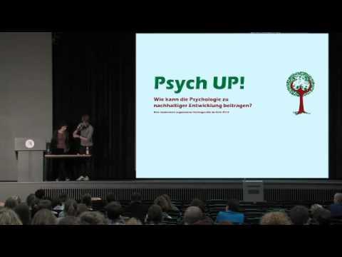 Psych UP! Peter Schmuck Teil 1