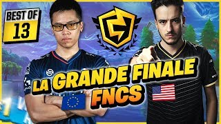 LA GRANDE FINALE FNCS EU ET NA ► BEST OF SOLARY FORTNITE #13