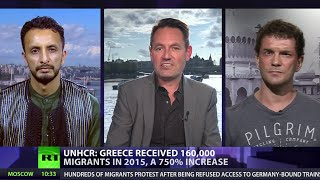 CrossTalk: Western-made Refugee Crisis