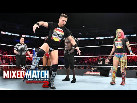 Relive the push-up contests, dance breaks and hard-hitting action of this weeks WWE MMC