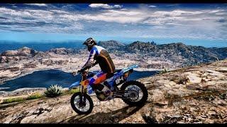 ► GTA 5 REDUX ✪ - Ultra Realistic Graphic ENB MOD - Dirt Bike Gameplay! - 1080p 60 FPS - PC GTA V