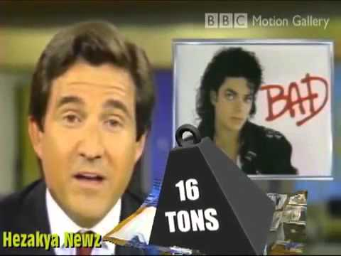 1987 CBS NEWS SPECIAL REPORT: The Release Of Michael Jackson's BAD Album(Rare Footage)