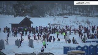 Чем запомнился второй день алтайских лыжников в Швеции